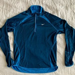 Men's Nike Running Quarter Zip